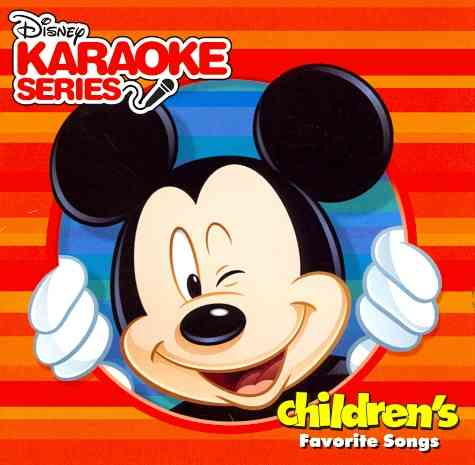 CHILDREN'S FAVORITE SONGS BY DISNEY'S KARAOKE SER (CD)
