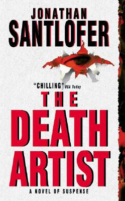 The Death Artist By Santlofer, Jonathan